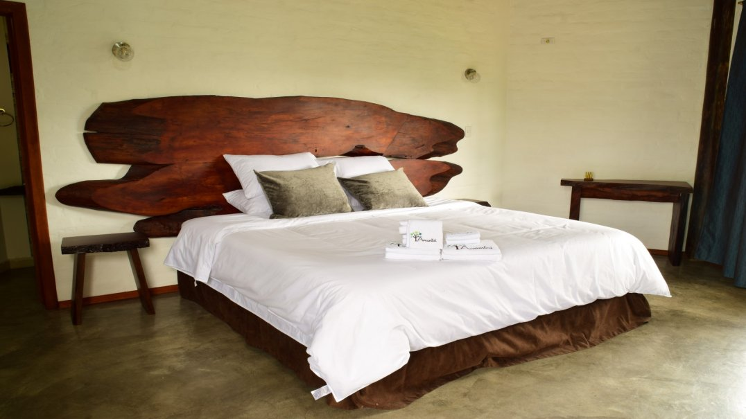 Suite de Lujo Llushin Amuntai Rainforest Lodge