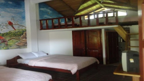 Double Room in the Chaco