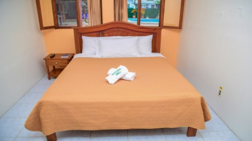 Simple Room in the city of Shell Puyo Pastaza