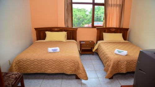 Triple Room in Shell Puyo Pastaza