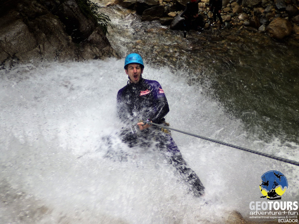 GeoTours Adventure and Fun en Baños Ecuador
