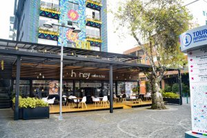 Honey Coffee & Tea en Quito - Plaza Foch