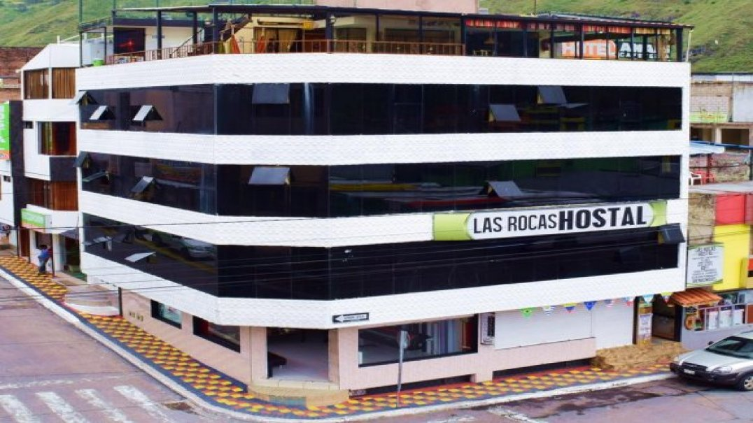 Hostal Las Rocas Backpackers