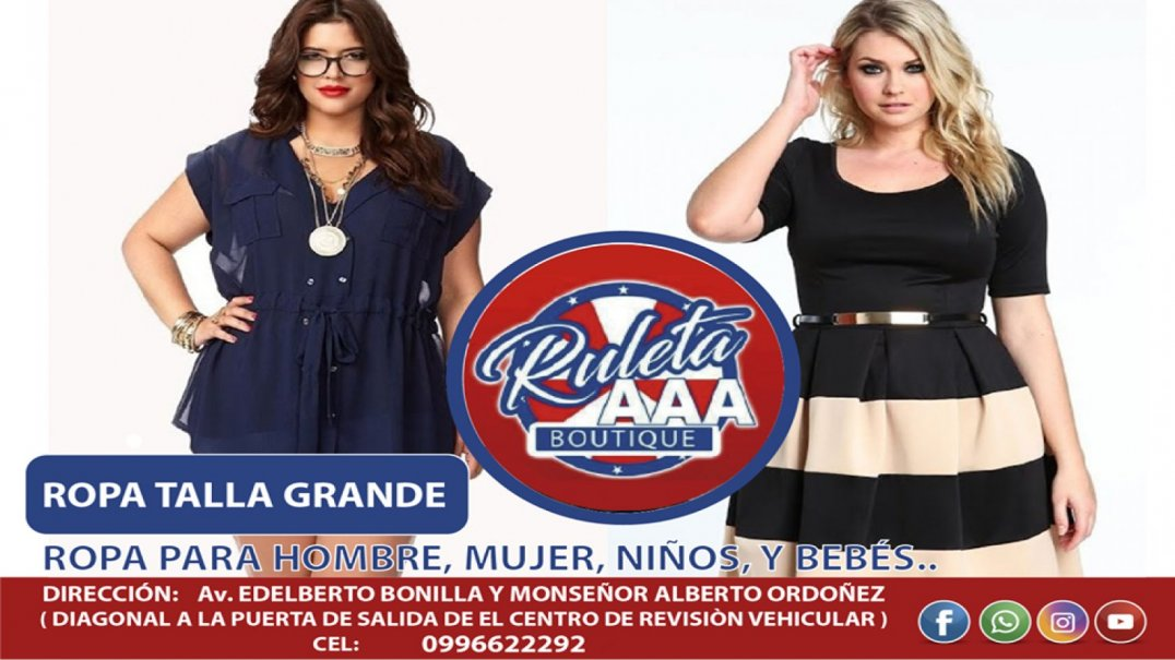 Ruleta AAA Ropa Americana Boutique