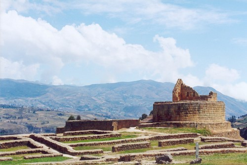 Tourist Attractions in Cañar