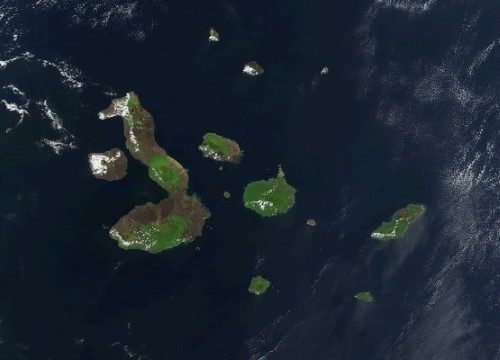Tourist Attractions in Galápagos