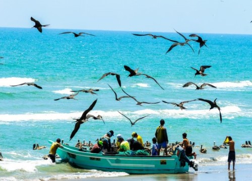 Tourist Attractions in Manabí