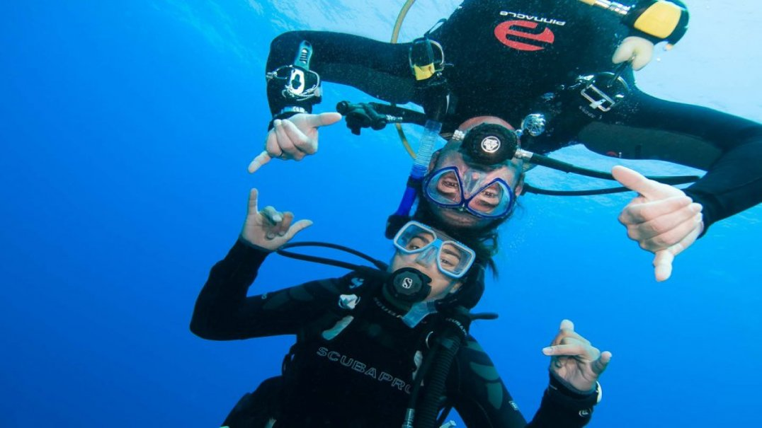 Curso Advanced Open Water Diver PADI